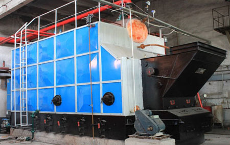 吉林燃煤热水锅炉