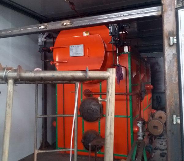 葫芦岛集装箱锅炉