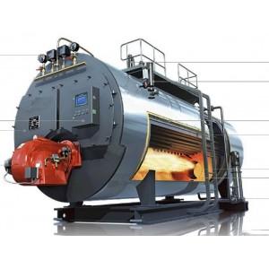 燃煤采暖锅炉安装图