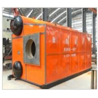 120万大卡燃烧机搭配1吨锅炉