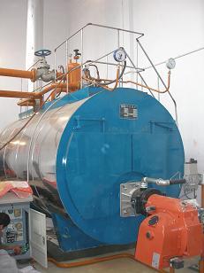 160吨天然气锅炉价格