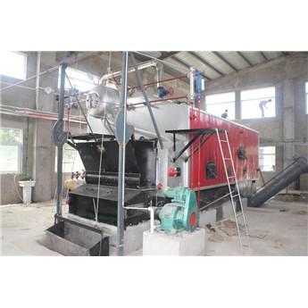 热水锅炉配水水换热器