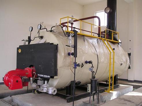 燃气锅炉蒸汽产量推算耗气量