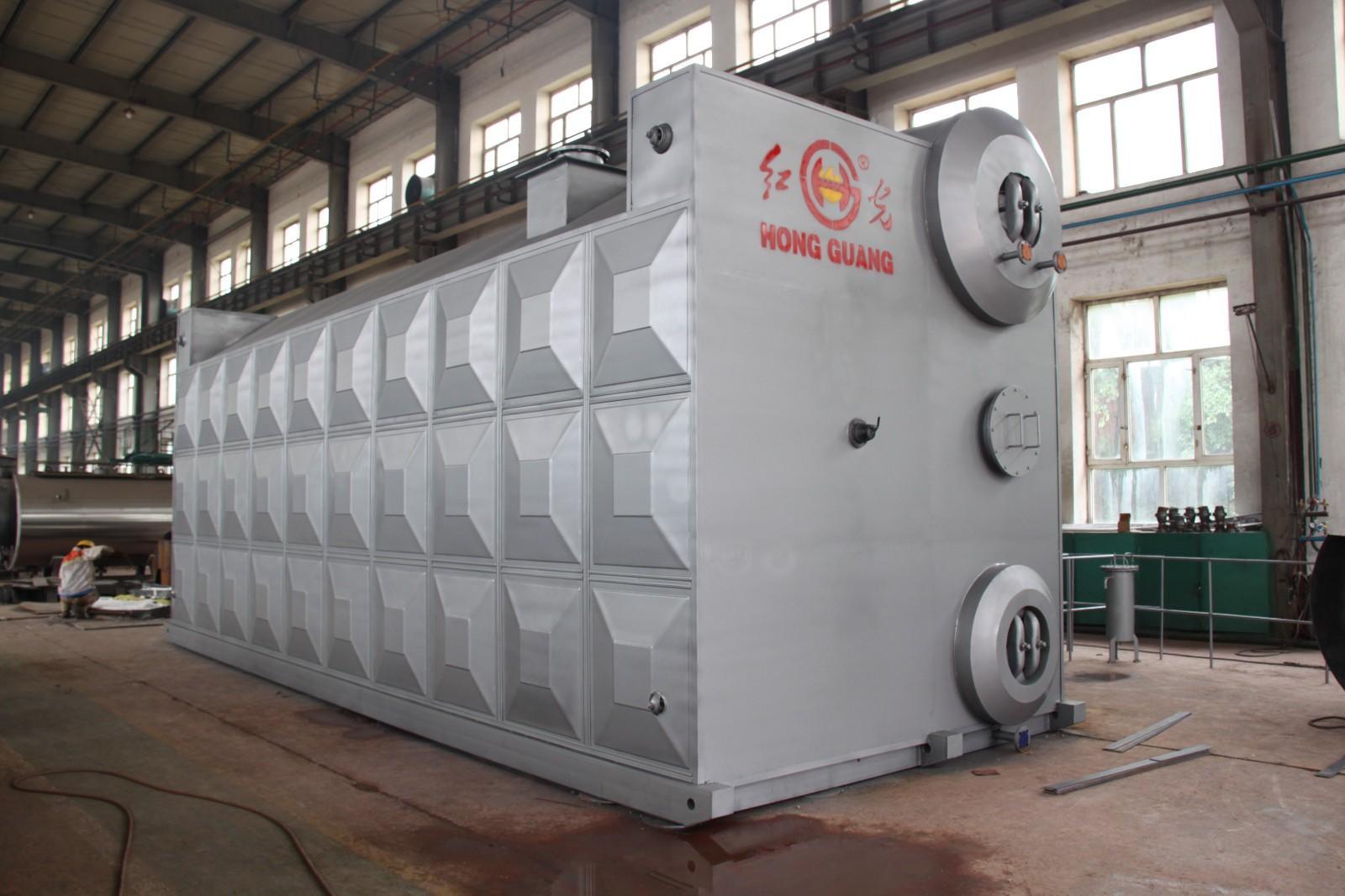 循环流化床锅炉理论设计与运行
