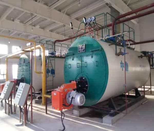 锅炉三通蒸汽发生器