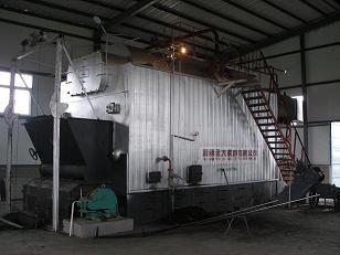 冷凝燃气锅炉