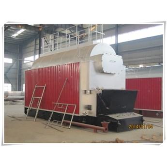 热水燃气锅炉运行方案