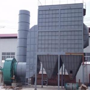 煤粉锅炉风烟系统设备