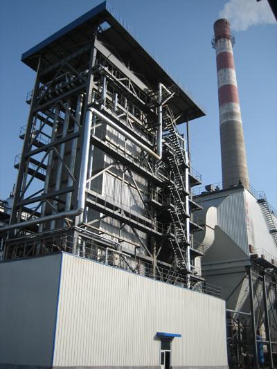 火电锅炉煤粉管道