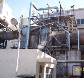 沈阳锅炉厂起火