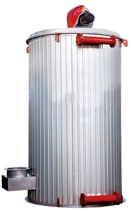 燃气环保锅炉