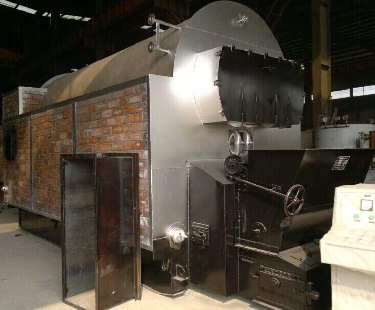 锅炉烟气处理总工艺流程