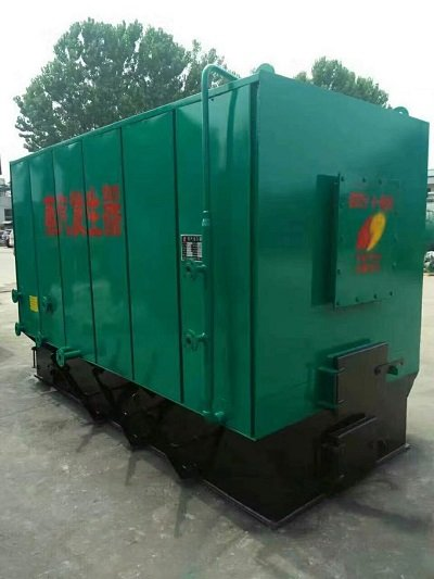 dzl锅炉水循环系统