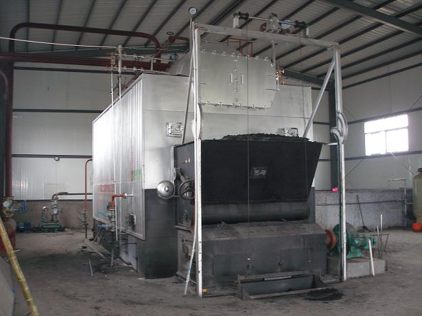 燃气锅炉模块控制器